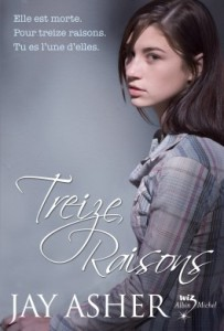 treize-raisons-de Jay Asher